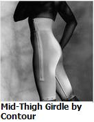 Mid-Thigh Girdle by Contour