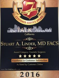 Cosmetic Surgeons Award