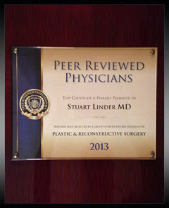 Peer Review 2013 Award