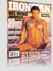 Ironman Wet, Wicked Swimsuit Special magazine cover